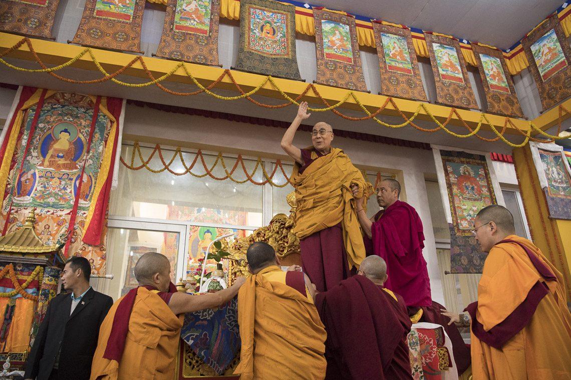 bureau of his holiness the dalai lama. Black Bedroom Furniture Sets. Home Design Ideas