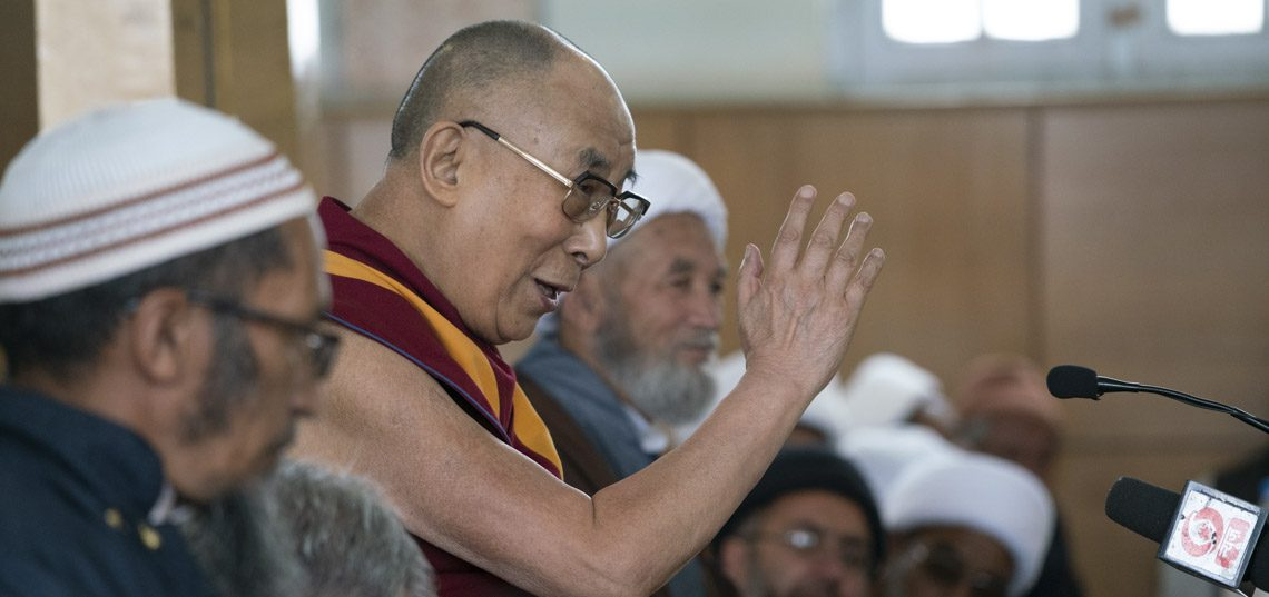 Full transcript of His Holiness the Dalai Lama's exclusive interview